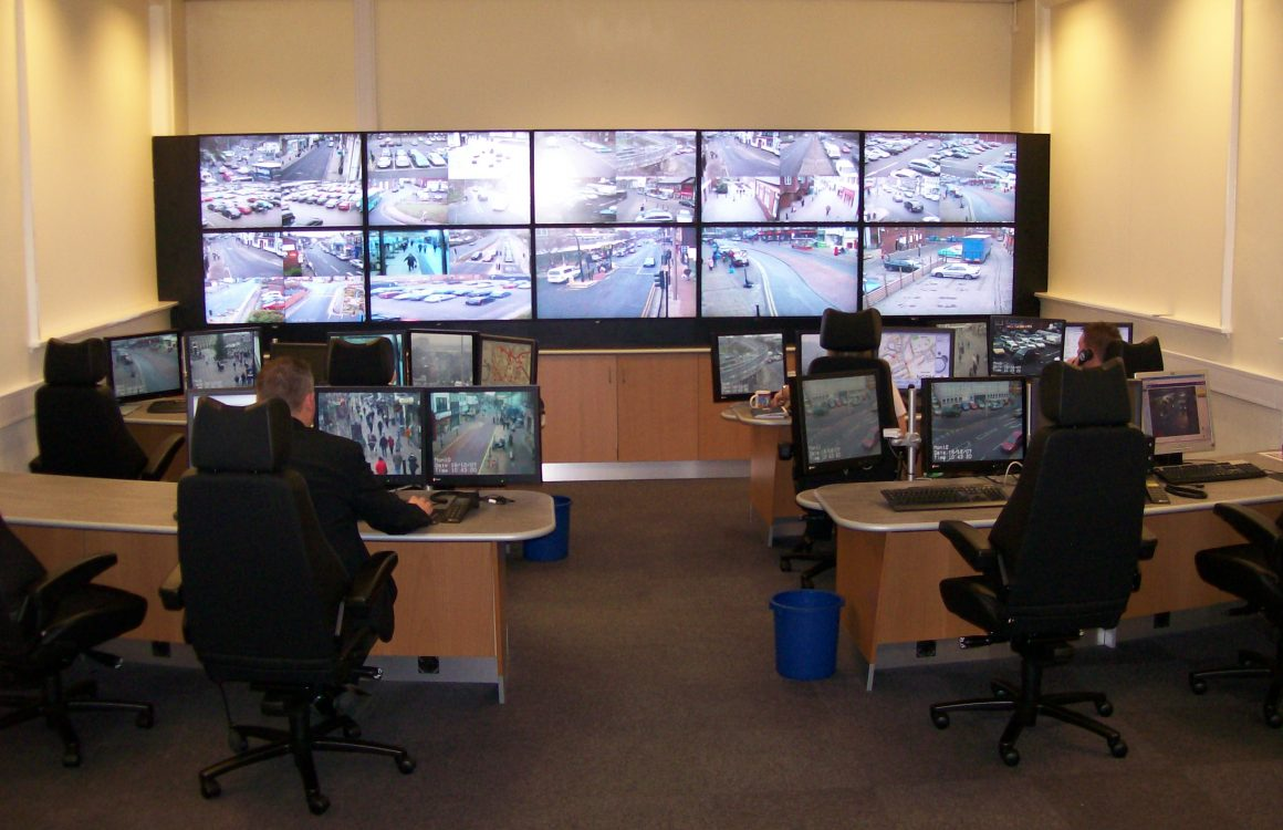 Control Room Monitoring - Video Wall Solutions and ...